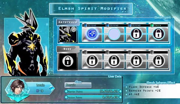 AV5 New Menu Screen