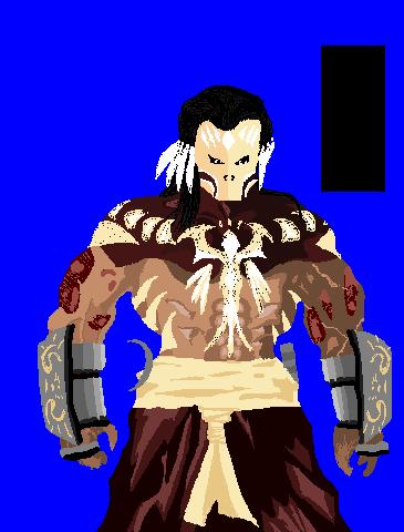 Lord Phoenix (bloodshadow remake)