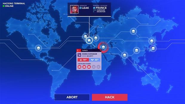 Hack Map