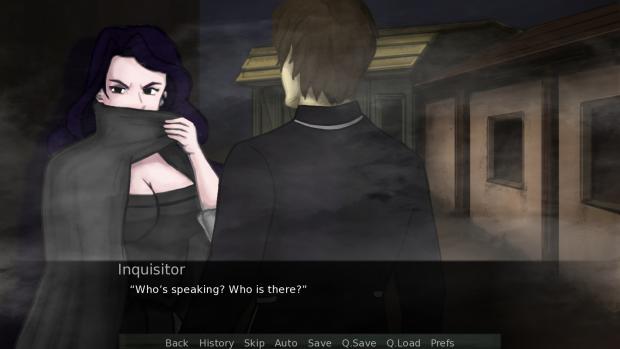 Screenshot RavenCurse CG 5