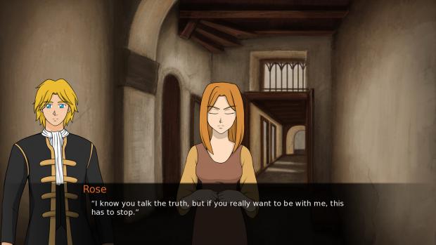 Screenshot RavenCurse Dialogue 2