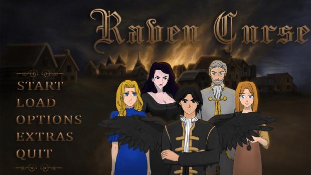 Screenshot RavenCurse Title 3