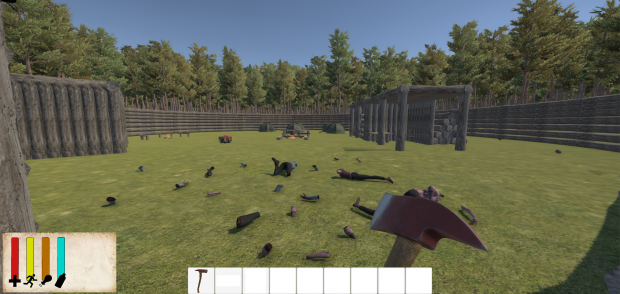 Faction Base Zombie Decap