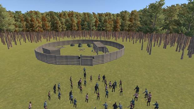 Horde Base Attack