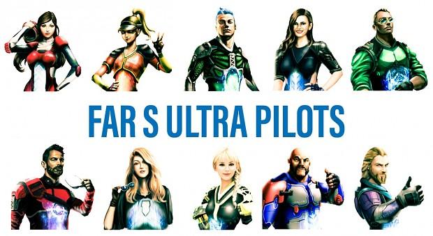 FAR S ULTRA PILOTS