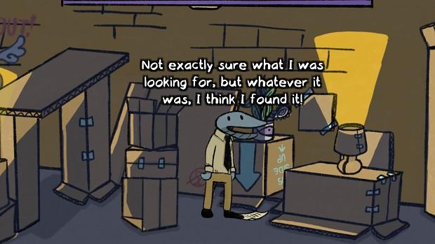 Clam Man Screenshots
