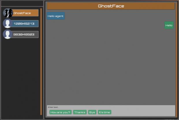 Webchat prototype