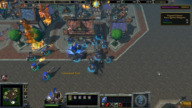 Blizzard Wants All Mods And Custom Maps To Work With Warcraft Iii