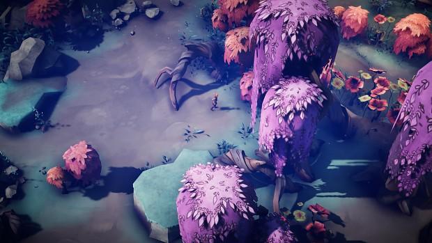 New Screenshots of Nanotale