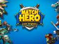 Match Hero: legendary puzzle RPG