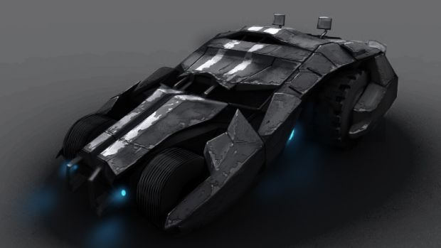 Vehicle Texture Concept by Mohzart