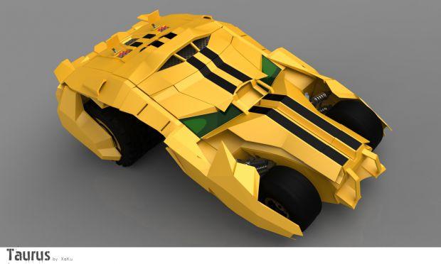 Vehicle HP by XaKu