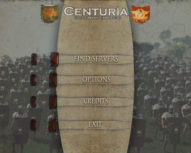 Game Menu Concept
