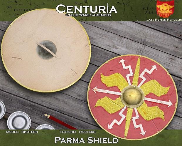 Parma shield
