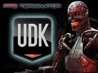 FPS Terminator UDK poster