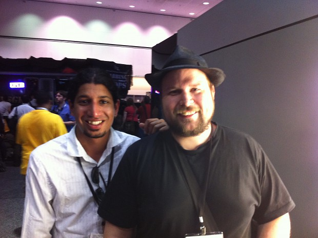 Dan with Notch!