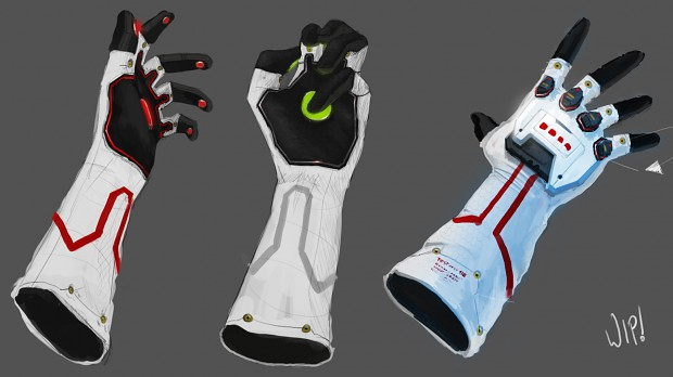 New Glove Design