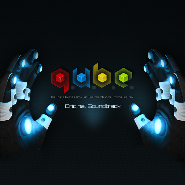 QUBE Soundtrack Cover