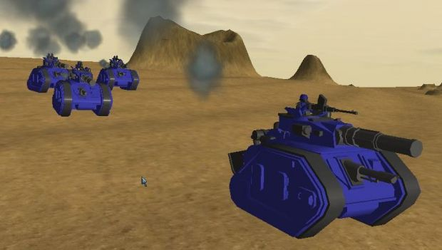 Leman Russ tanks