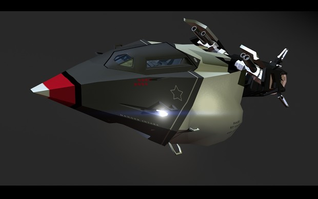 Hovertank Models image - BIONITE: Origins? Game