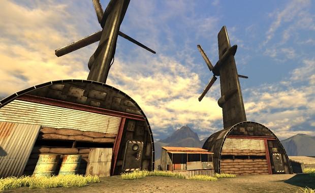 Mining Camp WIP's