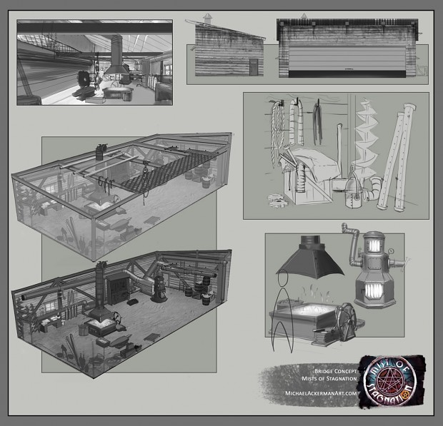 Blacksmith concept