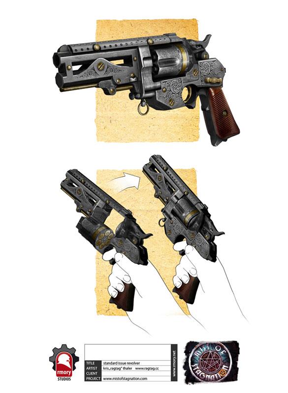 Revolver Concept