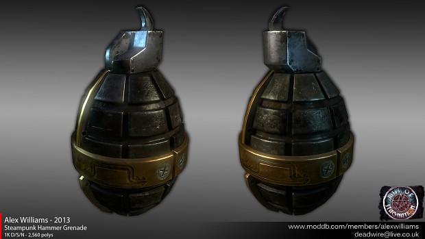 Hammer Grenade