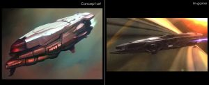 From concept to in-game2
