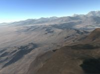New terrain engine 4