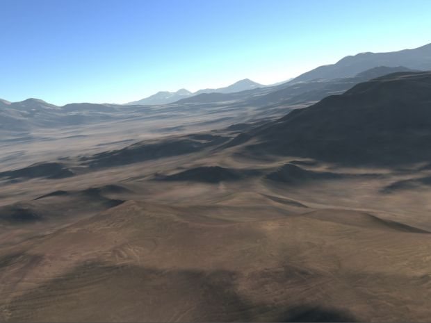 New terrain engine 3