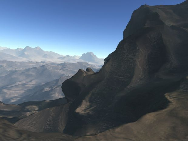 New terrain engine 6