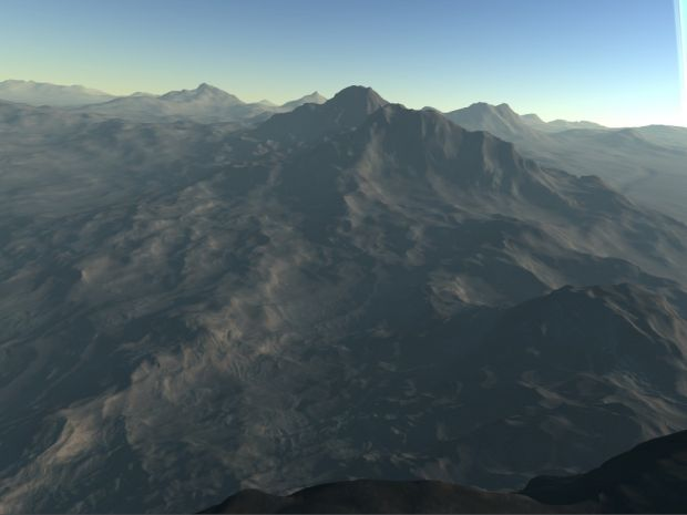 New terrain engine 7