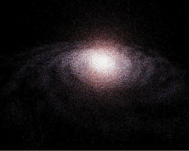 Galaxy generation