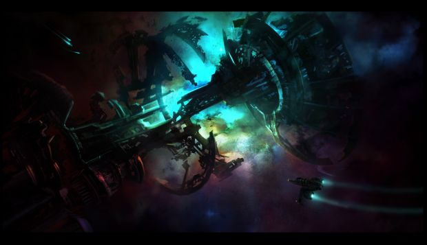 Exploring Space Ruins