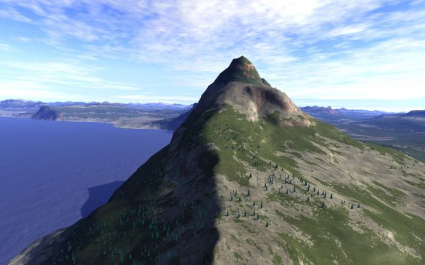 Terrain engine