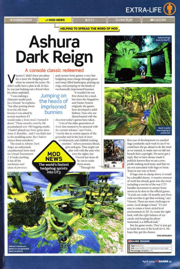 ADR Magazine article