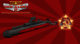 Typhoon Attack Submarine