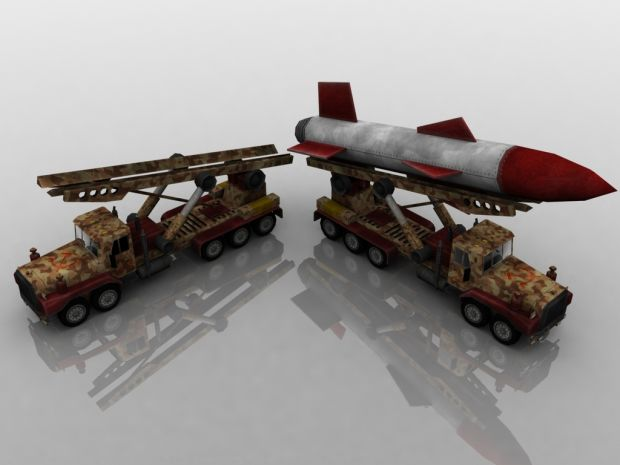 V3 Launcher Desert