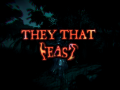 They That Feast