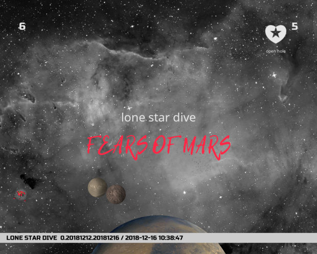 lone star dive fears of mars 3