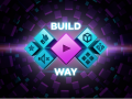 Build Way 3D Arcade retro cube runner puzzle game