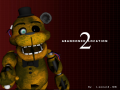 Survive The Night's In Fredbear's 2: The Prequel