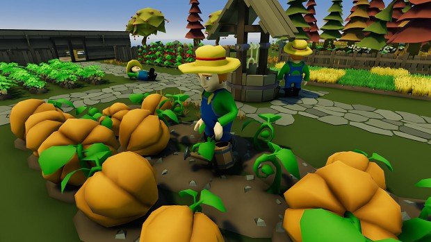 Pumpkin Farming