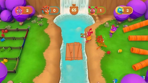 Minigame - River Madness
