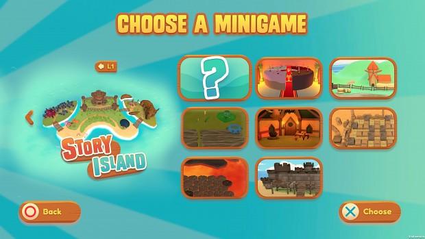 Choose Minigame