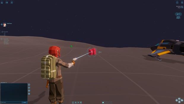 Mining Laser Updates