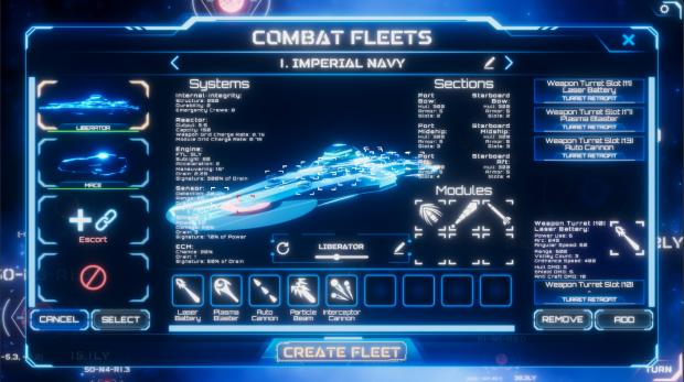 Combat Fleet Editor