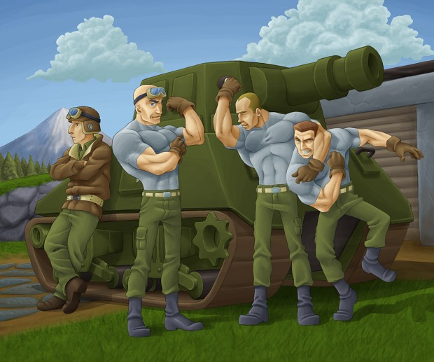 Tank Crew Power