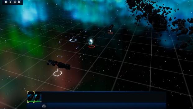 Ship Battle Screen Shot